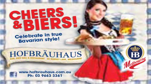 Hofbrahaus Restaurant