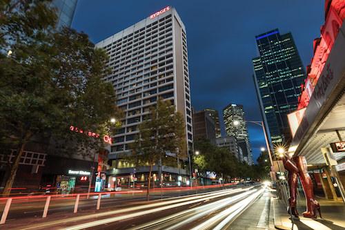 Rydges Hotel Melbourne