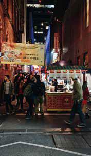 Chinatown Melbourne Market
